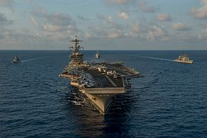 How Would the US Challenge China in the South China Sea?