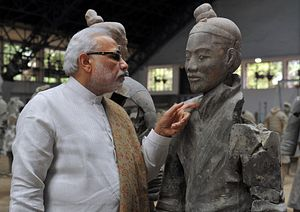 Modi's First Stop in China: Why Xi'an?
