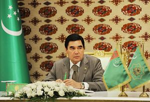 Europe and Turkmenistan Make Nice
