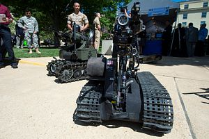 The Rise of Military Robot R&D: A Global Phenomenon