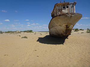 Central Asia's Environmental Sins