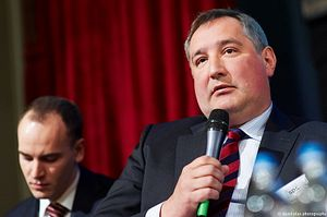 Meet the Russian Politician Who Thinks That 'Tanks Don't Need Visas'