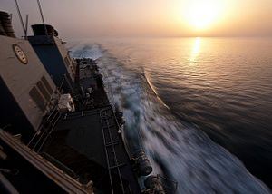 A Rebuttal to 'Overreaction in the Strait of Hormuz'