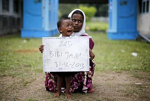 Crocodile Tears for the Rohingya