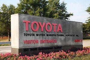 How Toyota Drives Kentucky's Economy