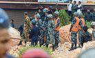 Geopolitics Enters Nepal's Earthquake Relief Efforts