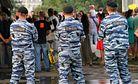 Tajik Special Police Commander Disappears