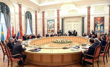 The Sputtering Eurasian Economic Union