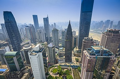 The Rise of China's Inland Cities
