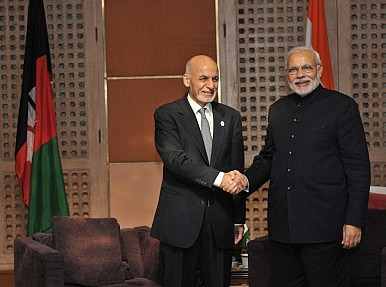 Can India and China Both Court Afghanistan?