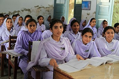 Healing Pakistan's Wounds by Building 141 Schools for Peace