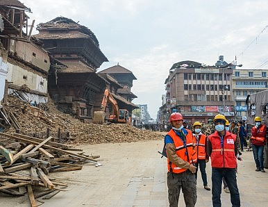 Nepal's Earthquake and International Aid