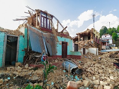 Reducing Disaster Risk in the Himalayas