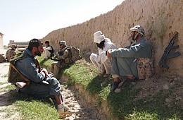 Afghan Forces are Suffering Record Losses