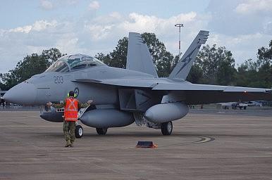 Australia to Upgrade Its Fleet of Fighter Jets