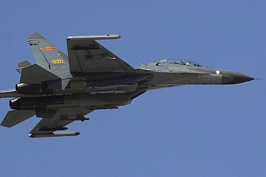 China's Air Superiority Fighters Are Getting Stealthier