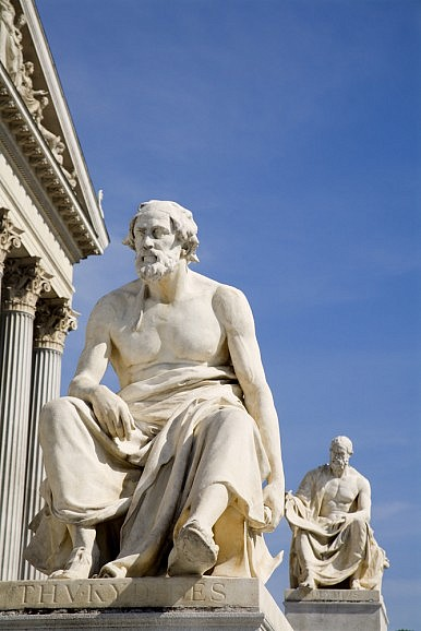 The Real Thucydides' Trap