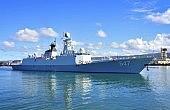 Why Are Chinese Frigates in the Black Sea?