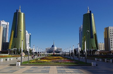 Kazakhstan to Host Syria Talks