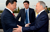 China's Silk Road in the Spotlight as Xi Heads to Kazakhstan