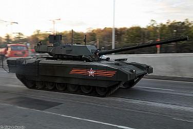 Did the 'World's Deadliest Tank' Just Break Down?