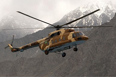 Deadly Pakistan Helicopter Crash Kills Diplomats