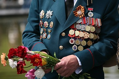 Victory Day in Central Asia
