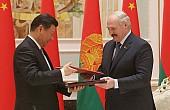 In Belarus, China Seeks Gateway to Europe
