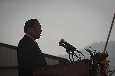Laos' Economic Agenda