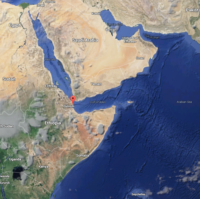 Obock, Djibouti: the port city where China is expected to build its new base.