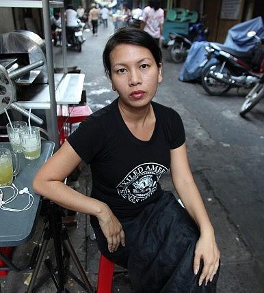 Anida Yoeu Ali (Image courtesy of Studio Revolt)