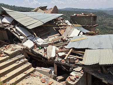A Second Earthquake Tests Nepal's Resilience