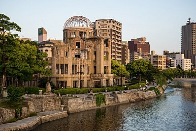 Atomic Remembrance and Japan's Security Reform Debate