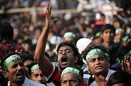 Democracy Departs From Bangladesh