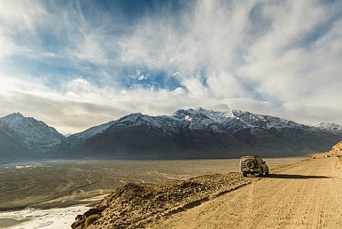 Tajikistan Closes Eastern Region to Tourists
