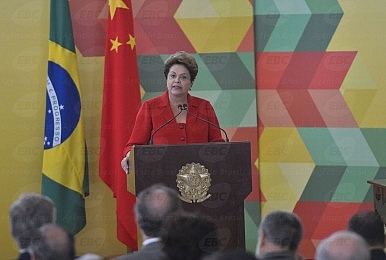 In Brazil, Chinese Premier Looks to Jumpstart Trade