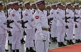 Myanmar's Ribbon Movements Challenge Militarization