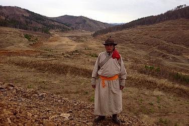 Mongolians Protest Centerra Gold Mine
