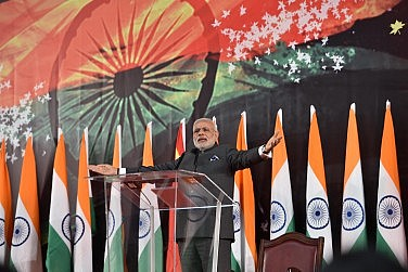 Narendra Modi's Foreign Policy Year in Review, Part 1