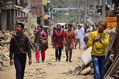 Nepal's Disaster Resilience Is a Structural Issue