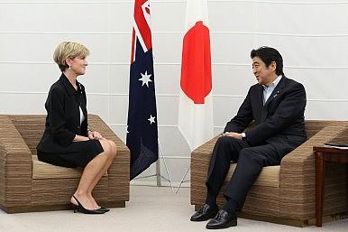 Australia-Japan Talk Closer Military Ties at Pacific Meeting