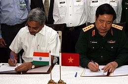 India and Vietnam Push Ahead with Strategic Security Cooperation