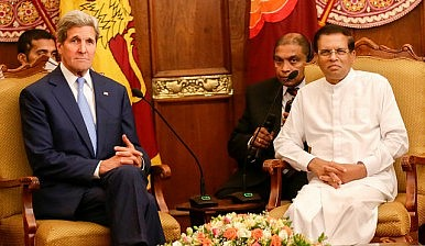 Sri Lanka: Balancing Ties Between China and the West