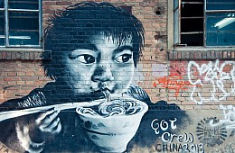 Graffiti in China, Part Two: The Writing on the Wall