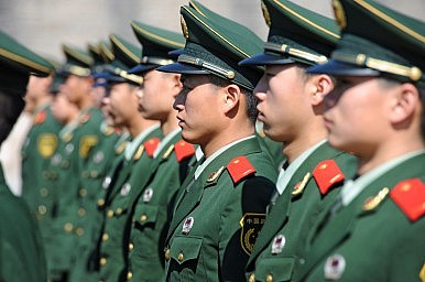 China's 2015 Defense White Paper: Don't Forget Taiwan
