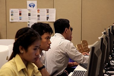 Cambodia's 'Cyber War' Legislation Targets Online Critics