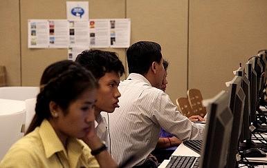 Cambodia's 'Cyber War' Legislation Targets Online Critics