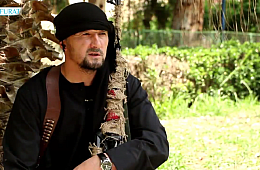 Missing Tajik Commander Shows Up in ISIS Video