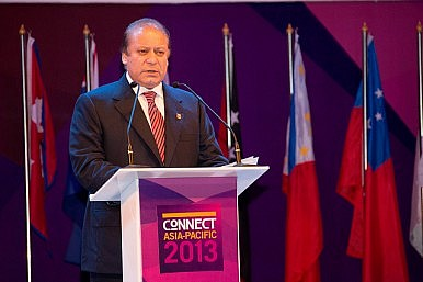 Sharif Attempts to Boost Pakistan-Central Asia Ties