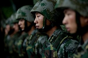 China's Comprehensive Counter-Terrorism Law